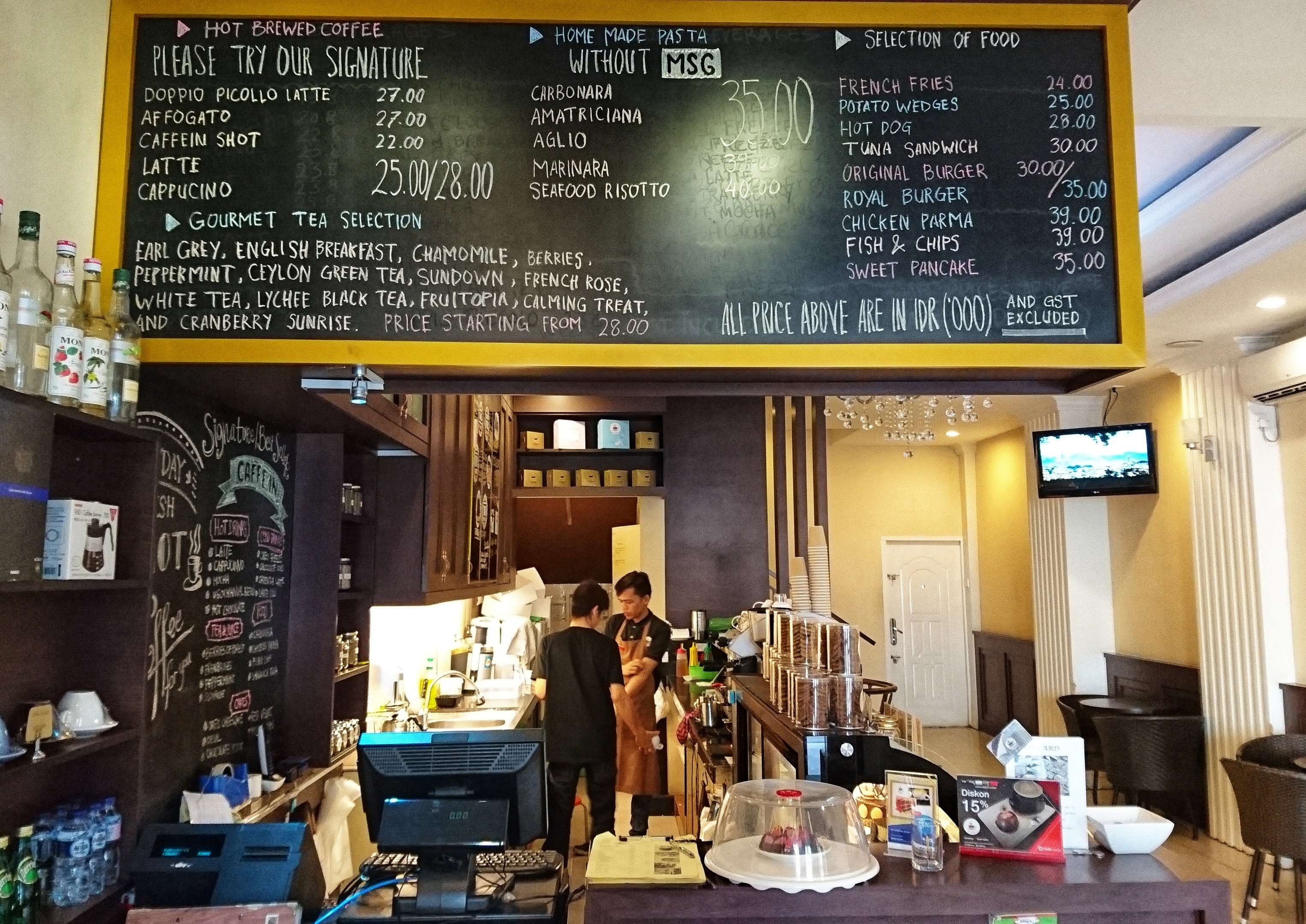 5 Hipster Cafes You Need To Try In Batam The Tempats